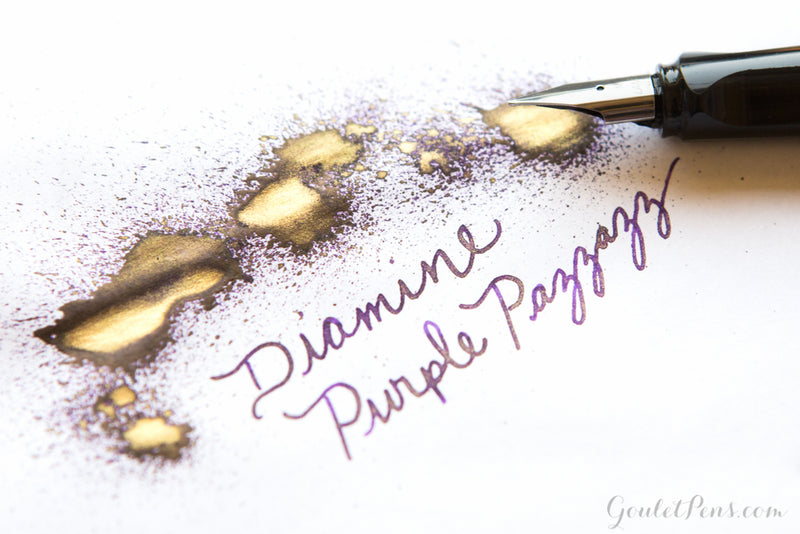 Diamine Purple Pazzazz - 50ml Bottled Ink