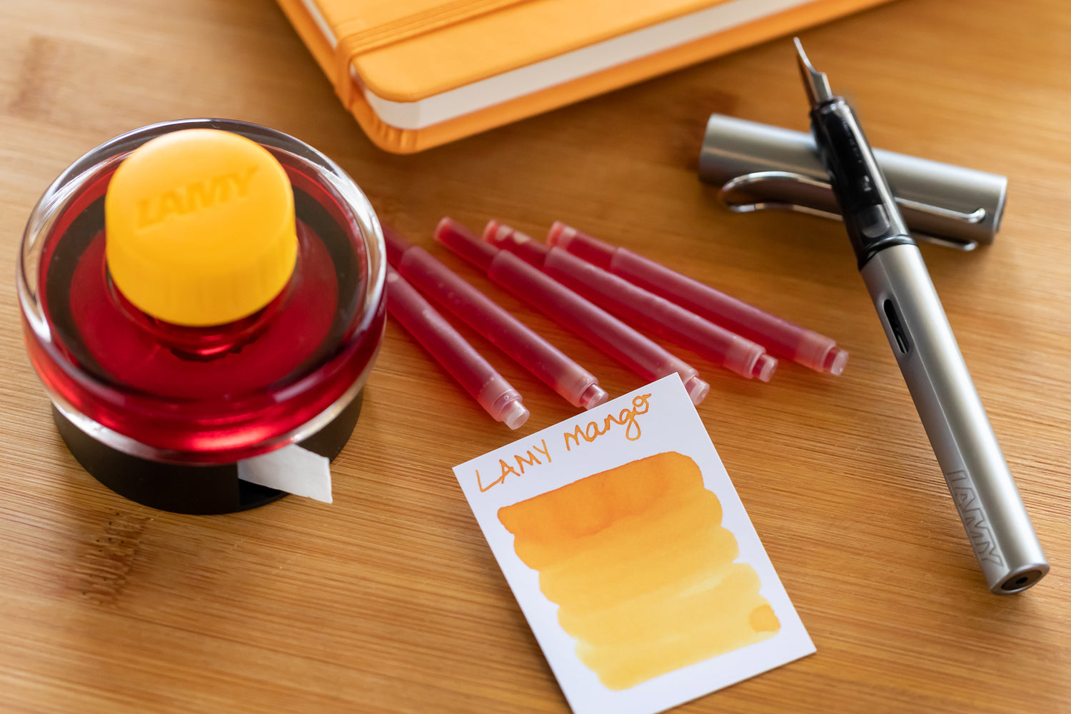 LAMY Mango - Ink Cartridges (Special Edition)