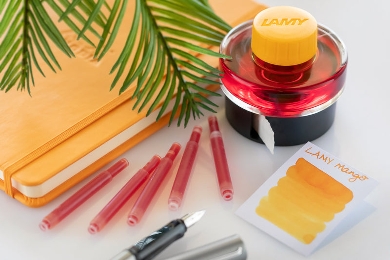 LAMY Mango - 50ml Bottled Ink (Special Edition)