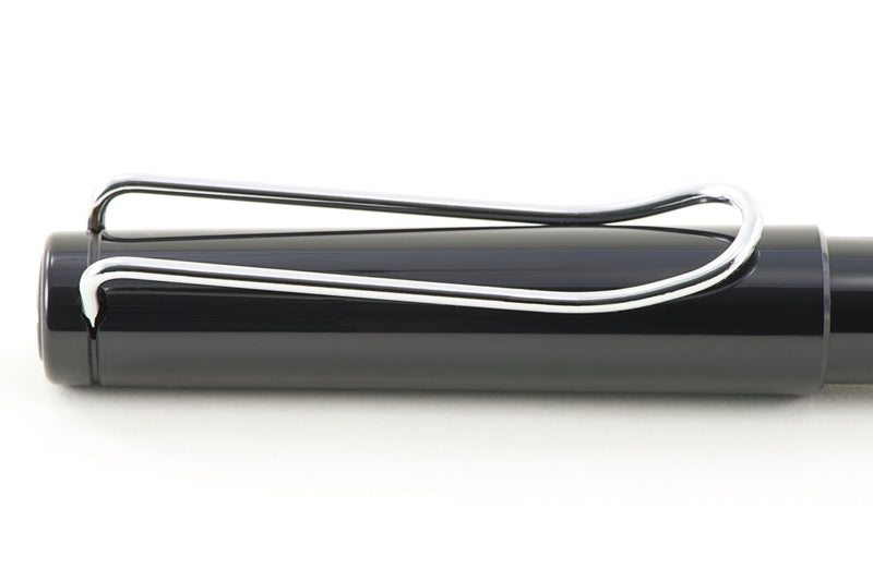 LAMY Safari Fountain Pen - Shiny Black