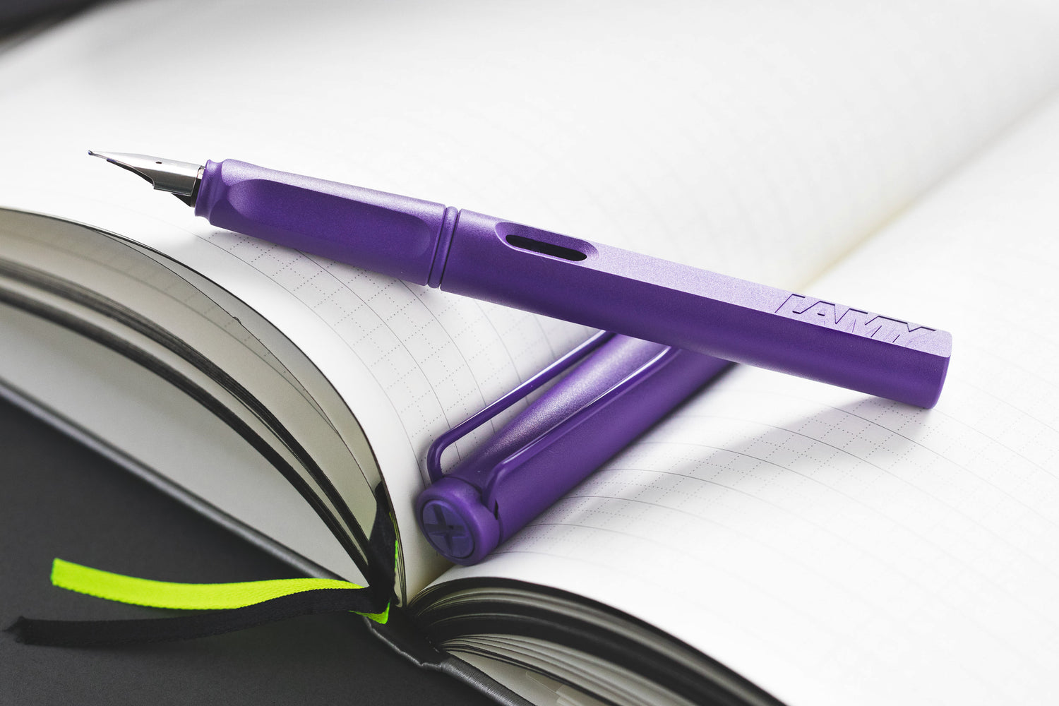 LAMY Safari Fountain Pen - Violet (Special Edition)