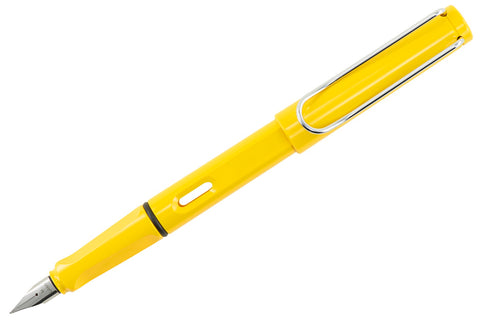 LAMY Safari Fountain Pen - Yellow