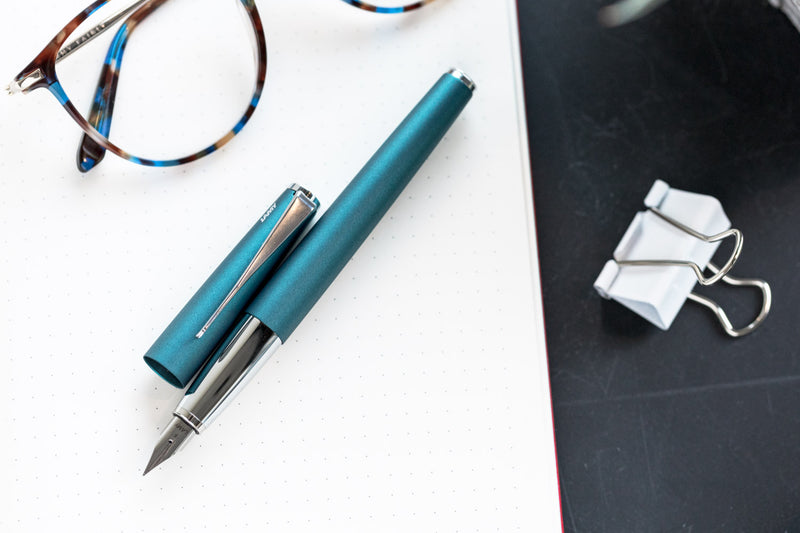 LAMY Studio Fountain Pen - Aquamarine (Special Edition)