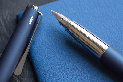 LAMY Studio Fountain Pen - Imperial Blue