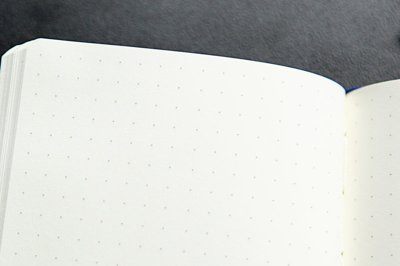Leuchtturm1917 Medium A5 Notebook - Navy, Dot Grid (5.71 x 8.27)