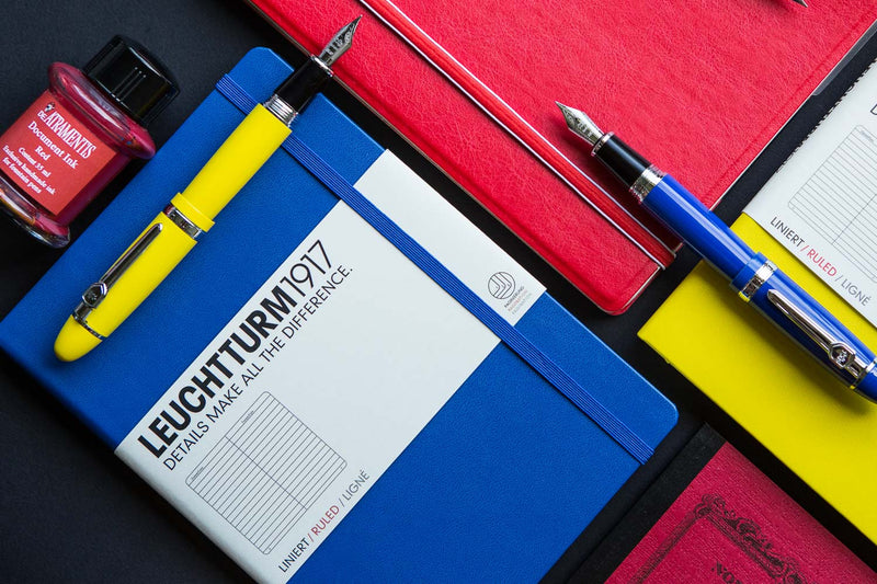 Leuchtturm1917 Medium A5 Notebook - Royal Blue, Dot Grid (5.71 x 8.27)