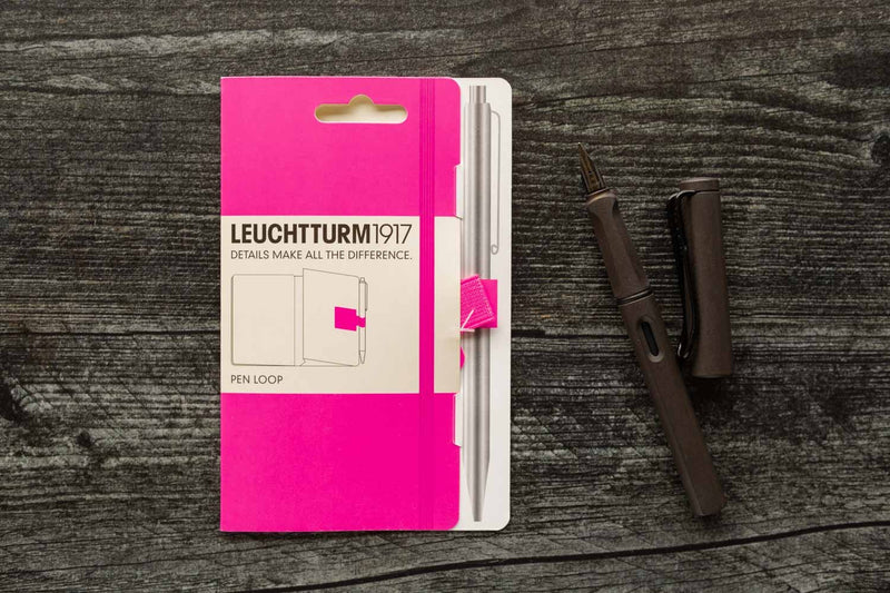 Leuchtturm1917 Pen Loop - Neon Pink (Limited Edition)