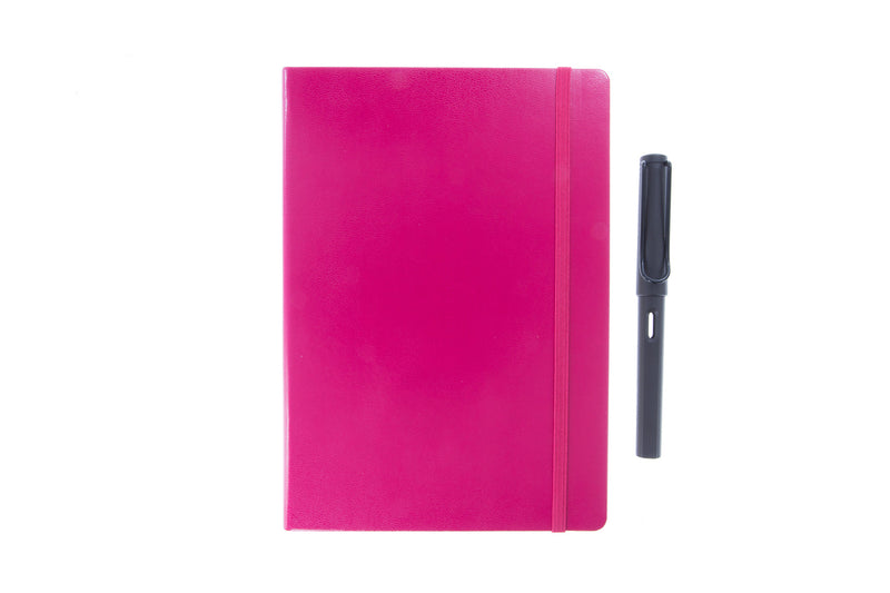 Leuchtturm1917 Medium A5 Notebook - Berry, Dot Grid (5.71 x 8.27)