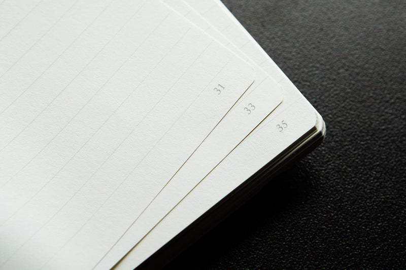 Leuchtturm1917 Medium A5 Notebook - Anthracite Grey, Lined (5.71 x 8.27)
