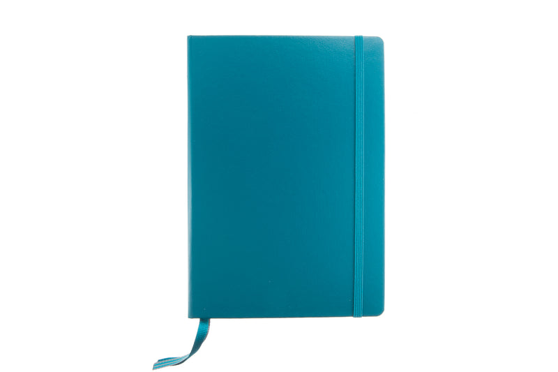 Leuchtturm1917 Medium A5 Notebook - Pacific Green, Dot Grid (5.71 x 8.27)