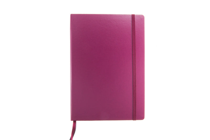 Leuchtturm1917 Medium A5 Notebook - Port Red, Dot Grid