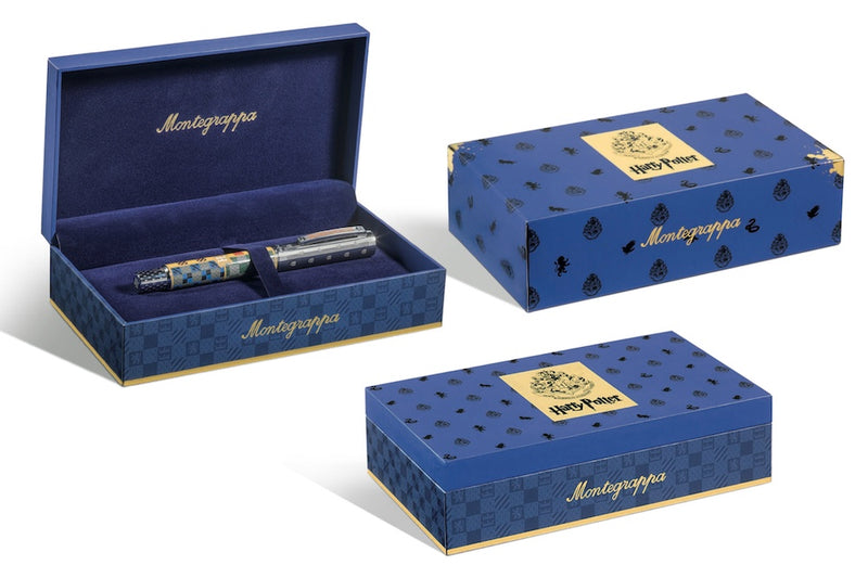 Montegrappa Harry Potter Fountain Pen gift box
