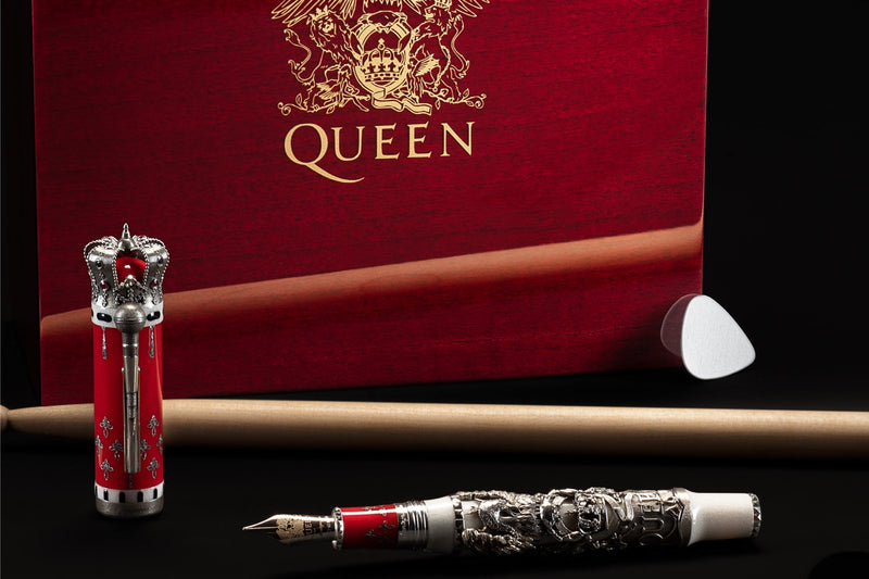 Montegrappa Queen: A Night at the Opera Fountain Pen (Limited Edition)