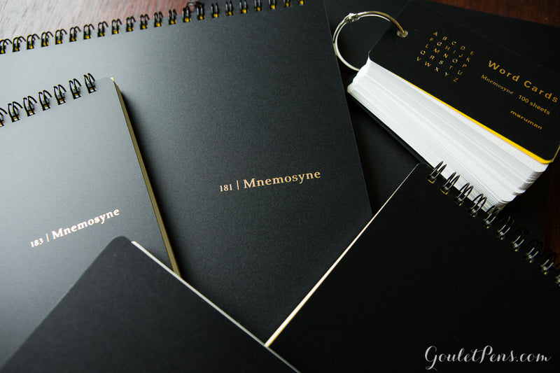 Maruman Mnemosyne N199 A4 Notebook - Lined