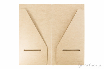 Traveler's Notebook Accessory 020 - Kraft File Folder (Regular)