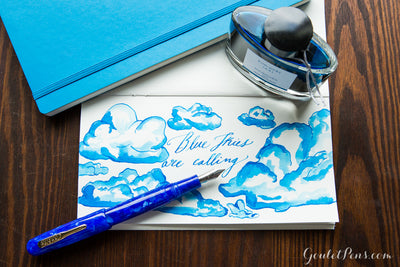 Pilot Iroshizuku Kon-peki - 50ml Bottled Ink