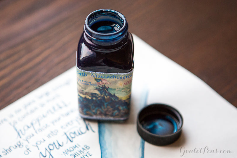 Noodler's 54th Massachusetts - 3oz Bottled Ink