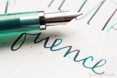 Robert Oster Tranquility - Ink Sample