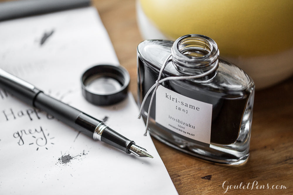 Pilot Iroshizuku Kiri-same - 50ml Bottled Ink