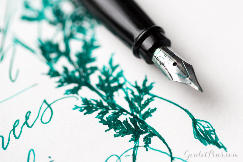 Visconti Green - Ink Cartridges