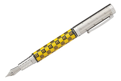 Montegrappa Harry Potter Fountain Pen - Hufflepuff