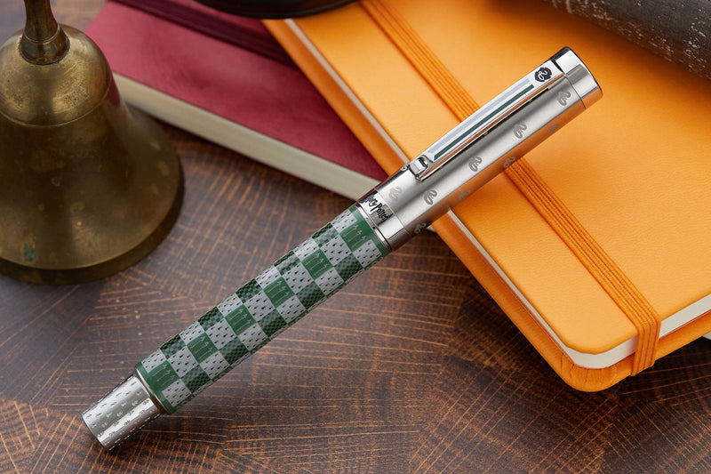 Montegrappa Harry Potter Fountain Pen - Slytherin