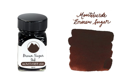 Monteverde Brown Sugar - 30ml Bottled Ink