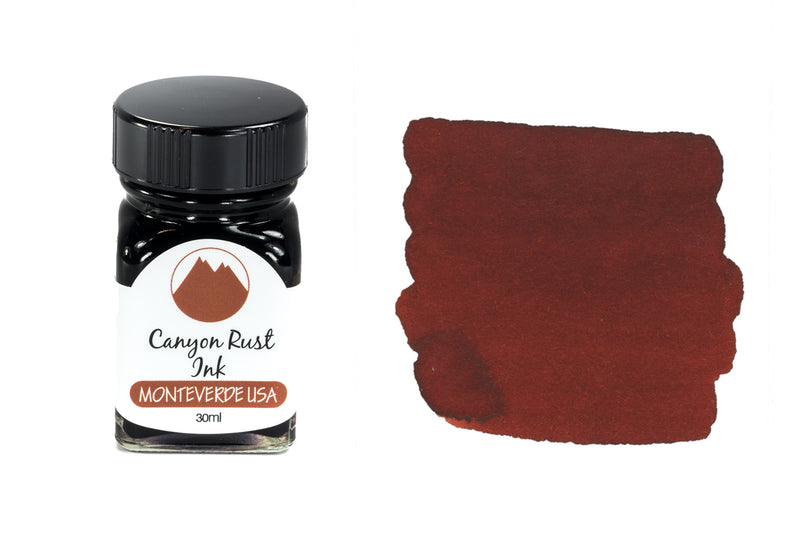 Monteverde Canyon Rust - 30ml Bottled Ink