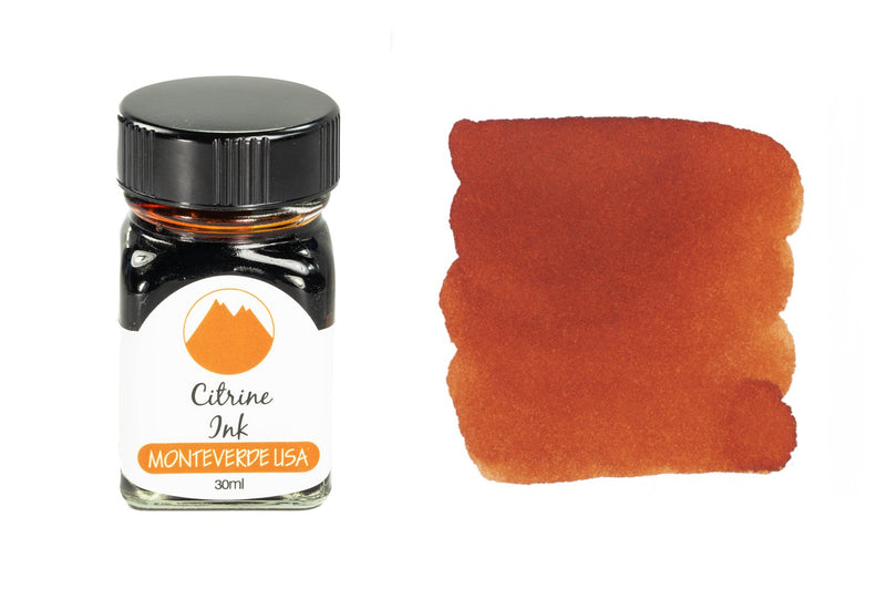 Monteverde Citrine - 30ml Bottled Ink