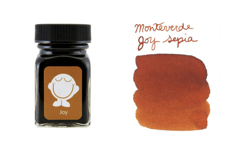 Monteverde Joy Sepia - 30ml Bottled Ink