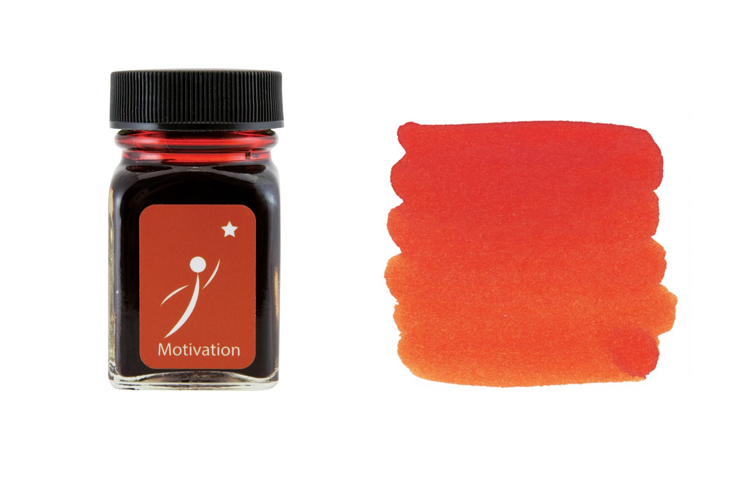 Monteverde Motivation Orange - 30ml Bottled Ink