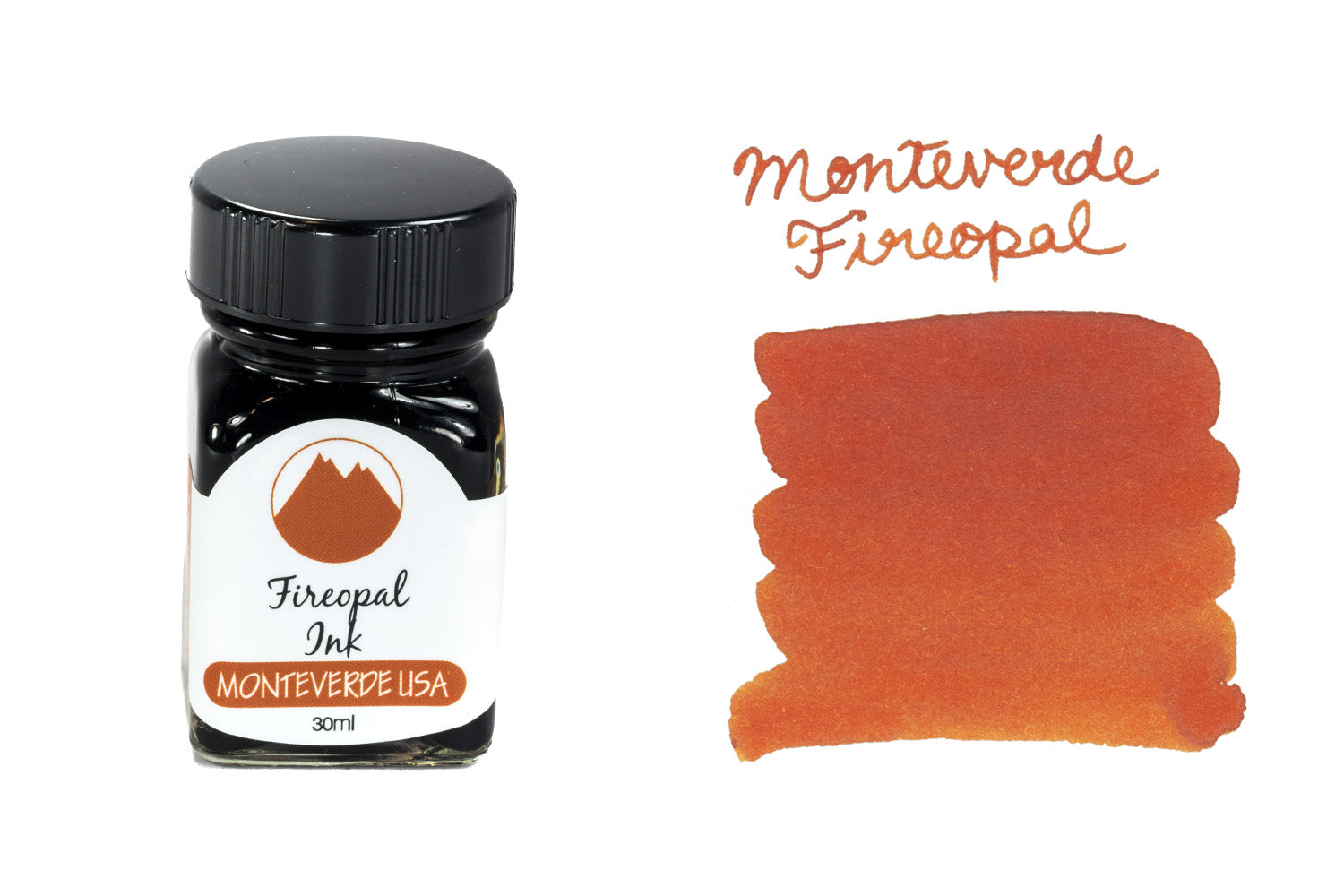 Monteverde Fireopal - 30ml Bottled Ink