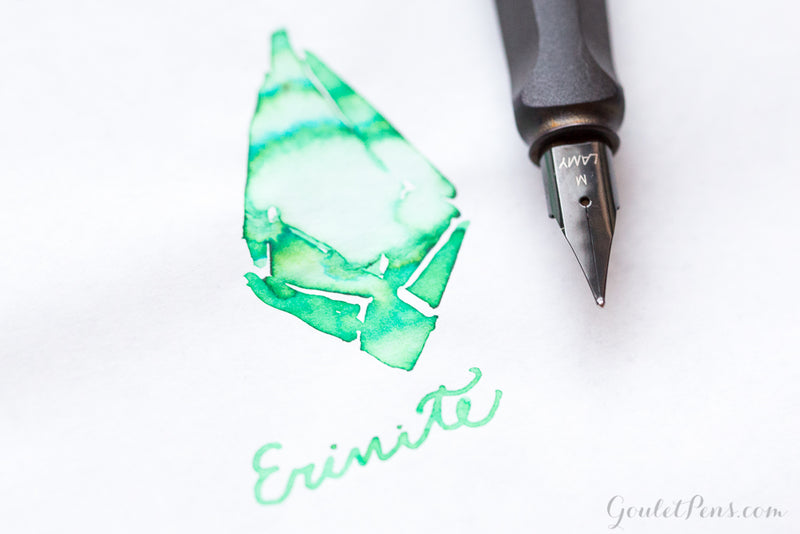 Monteverde Erinite - Ink Sample