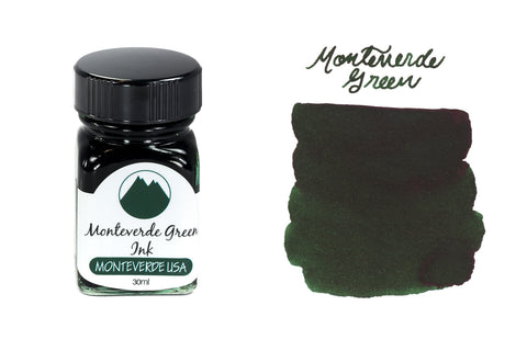 Monteverde Green - 30ml Bottled Ink