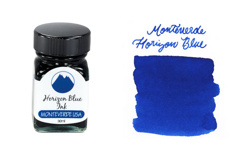 Monteverde Horizon Blue - 30ml Bottled Ink