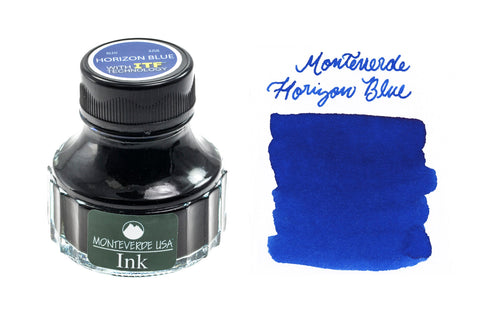 Monteverde Horizon Blue - 90ml Bottled Ink