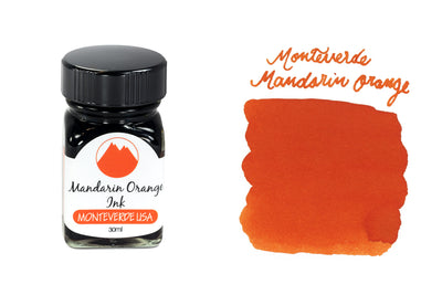 Monteverde Mandarin Orange - 30ml Bottled Ink
