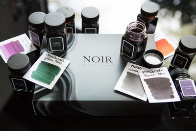 Monteverde Raven Noir - 30ml Bottled Ink