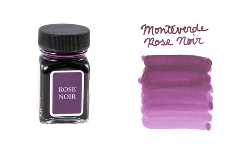 Monteverde Rose Noir - 30ml Bottled Ink