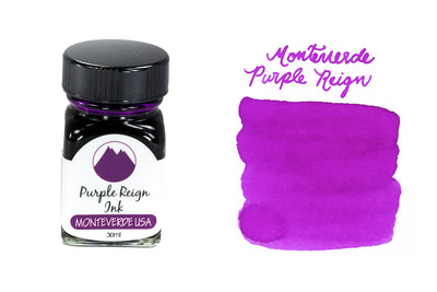 Monteverde Purple Reign - 30ml Bottled Ink