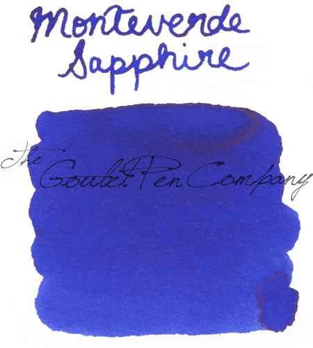 Monteverde Gemstone 10 Ink Set