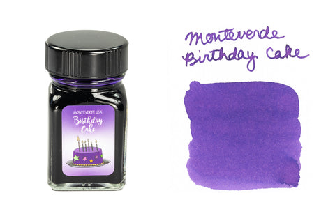 Monteverde Birthday Cake - 30ml Bottled Ink