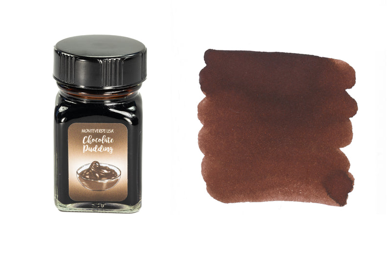 Monteverde Chocolate Pudding - 30ml Bottled Ink