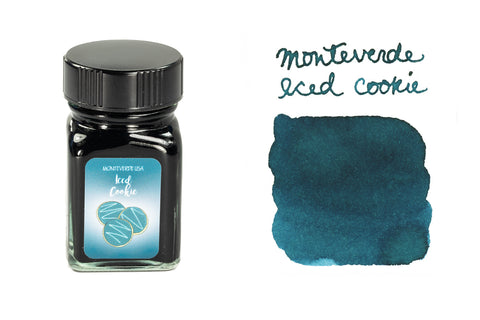 Monteverde Iced Cookie - 30ml Bottled Ink