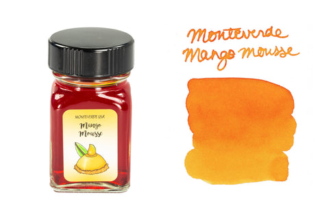 Monteverde Mango Mousse - 30ml Bottled Ink