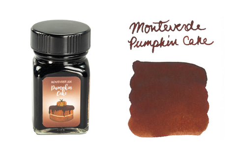 Monteverde Pumpkin Cake - 30ml Bottled Ink