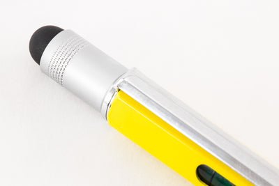 Monteverde Tool Fountain Pen - Yellow (+ Free Ink Cartridges!)