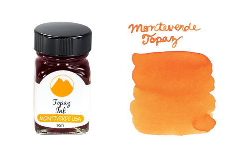 Monteverde Topaz - 30ml Bottled Ink