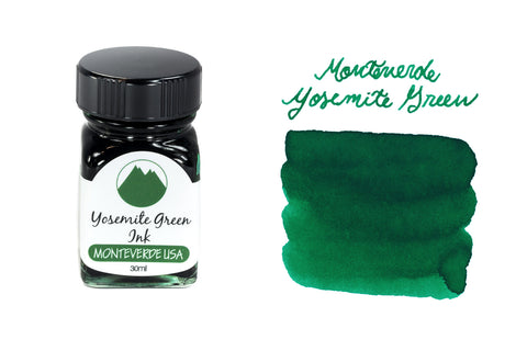 Monteverde Yosemite Green - 30ml Bottled Ink