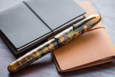 Namiki Emperor Maki-e Fountain Pen - Kylin